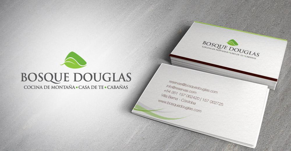 Bosque Douglas – Identidad
