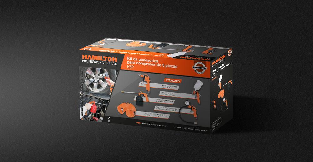 HAMILTON – Pack