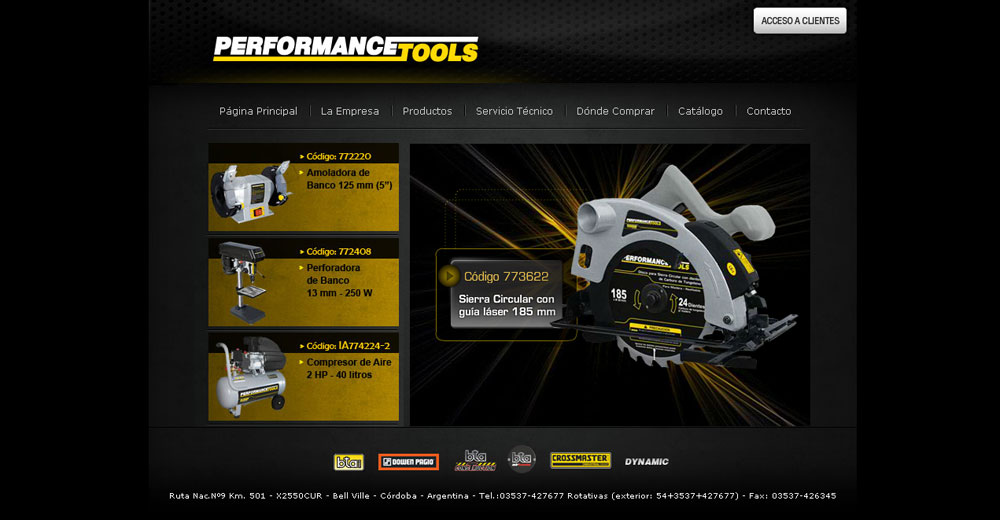 BTA PERFORMANCE TOOLS