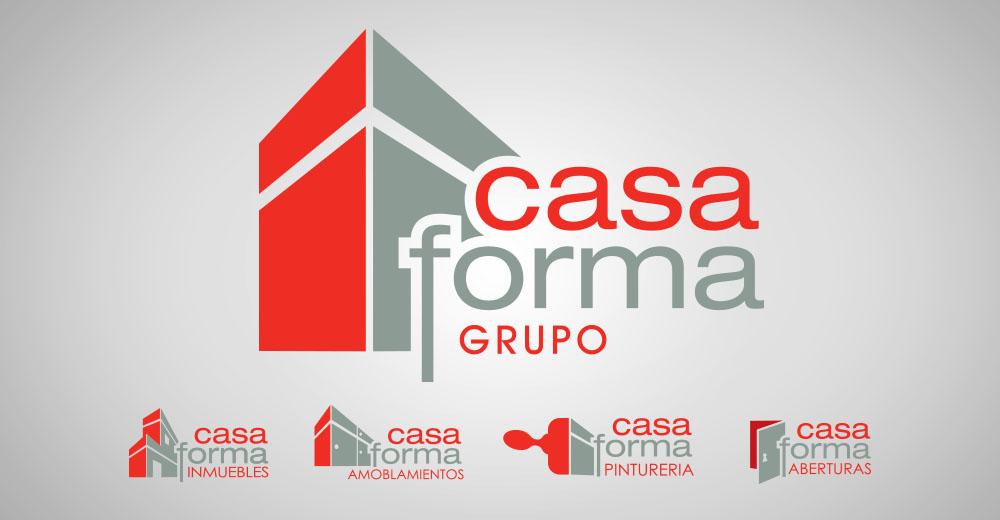 Casa Forma – Branding