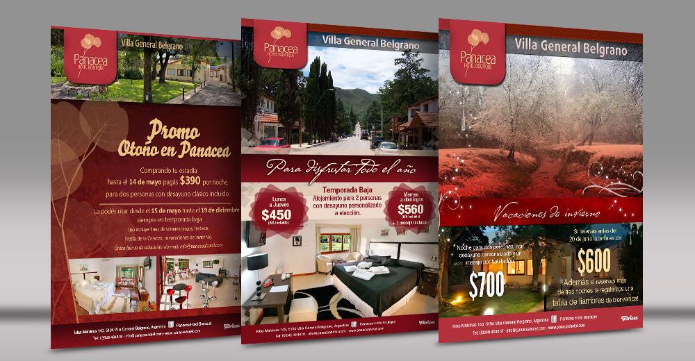 Newsletter Hotel Panacea