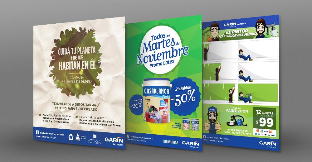 Garín – Afiches